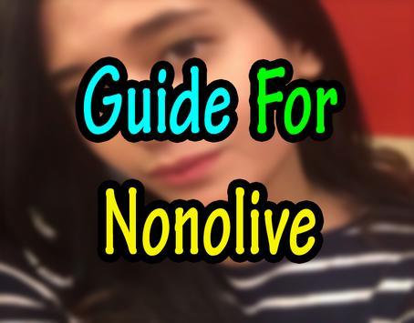 Video Nonolive Stream Guide apk screenshot