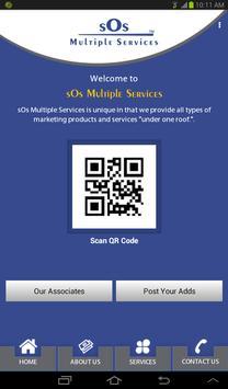 sOs Multiple Services apk screenshot