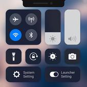 Ios 11 Control Center : OS Control Center icon