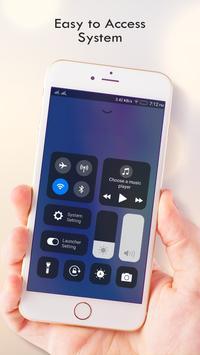 Ios 11 Control Center : OS Control Center screenshot 4