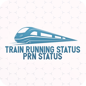 Train running status and PNR status icon