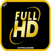Full HD Video Downloader icon