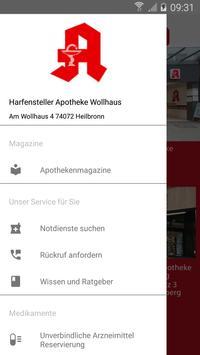 Apotheke Harfensteller apk screenshot