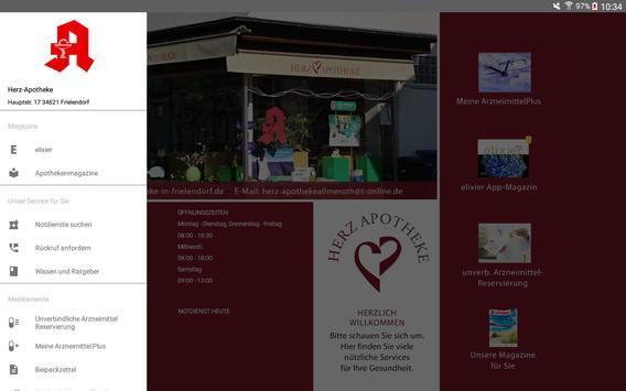 Herz-Apotheke Frielendorf apk screenshot