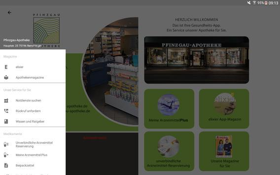 Pfinzgau Apotheke Remchingen screenshot 10