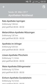 Pfinzgau Apotheke Remchingen screenshot 2