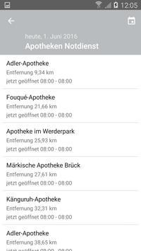 Raths-Apotheke Brandenburg apk screenshot
