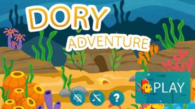 Amazing Dory game Free poster