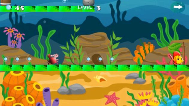Amazing Dory game Free apk screenshot
