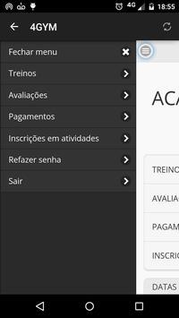 Academia College GYM apk screenshot