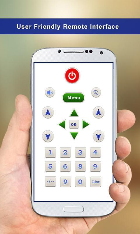 how to use tv remote app in mobile