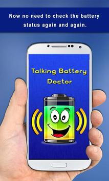 Talking Battery Doctor poster