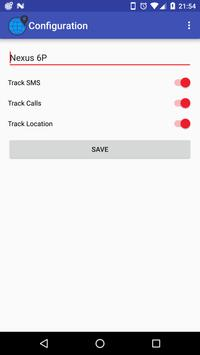 Remote SMS, Call, GPS Tracker gönderen