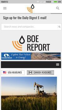 BOE Report screenshot 1