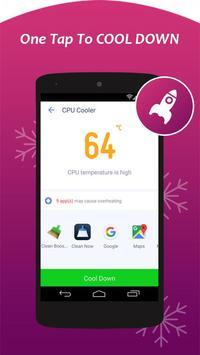 CPU Cooling Master -Battery saver- Phone Cooler screenshot 1