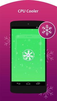 CPU Cooling Master -Battery saver- Phone Cooler screenshot 2
