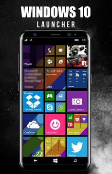 Launcher Theme for Windows 10 screenshot 4