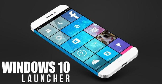 Launcher Theme for Windows 10 poster