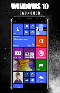 Launcher Theme for Windows 10 screenshot 3