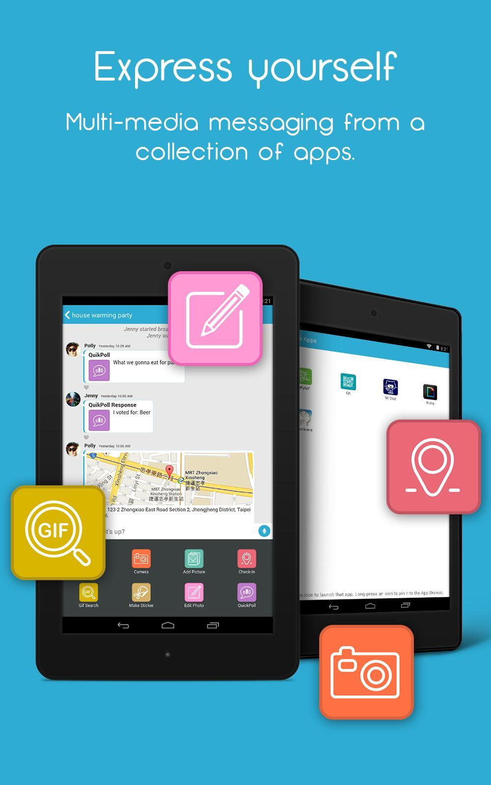Omlet Chat for Android - APK Download