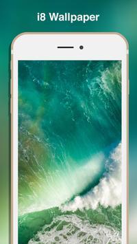 i8  Wallpaper HD poster