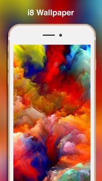 i8  Wallpaper HD screenshot 1