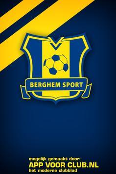 Berghem poster