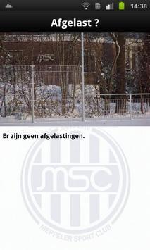 MSC screenshot 3