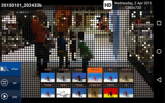 myVideos 3D+ apk screenshot