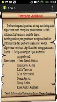 Kamus Istilah Informatika स्क्रीनशॉट 3