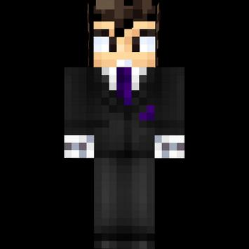 Vegetta Skin For Android APK Download - Skin para minecraft pe de vegetta777