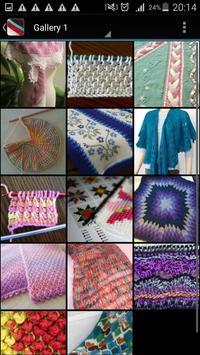 Tunisian Crochet Patterns apk screenshot
