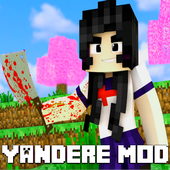Yandere Mod for minecraft icon