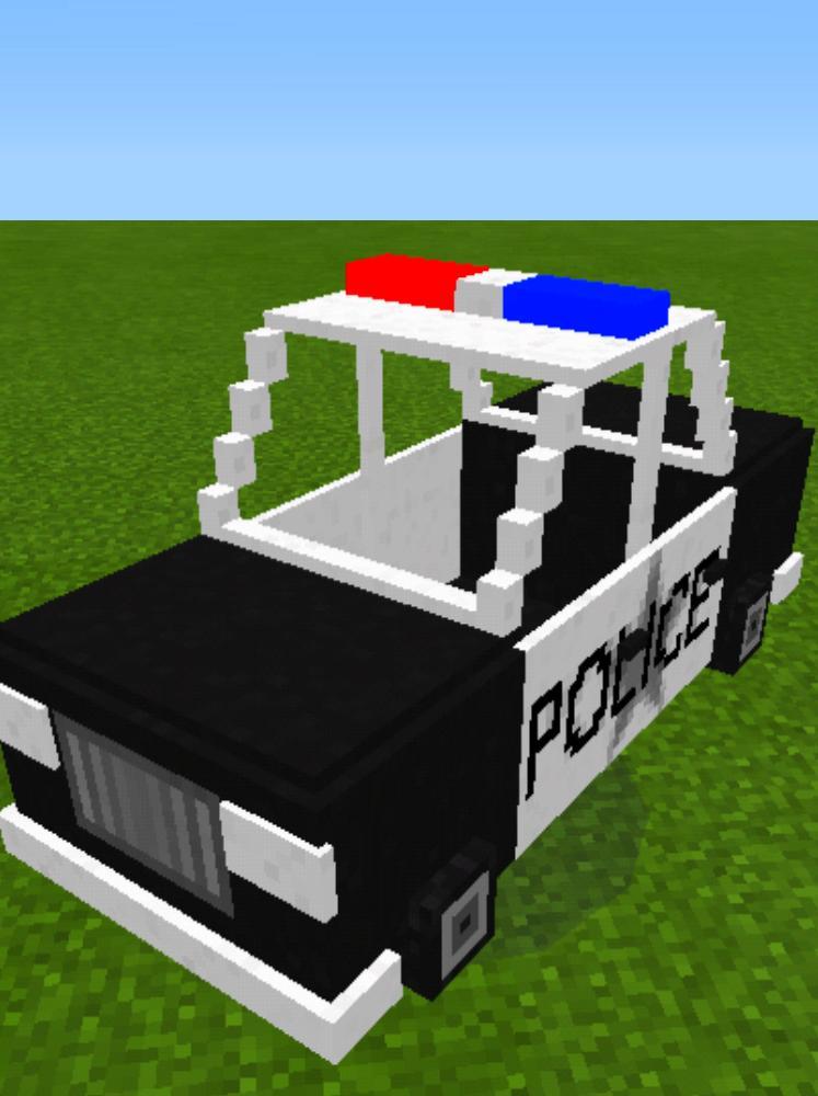 мод на майнкрафт на машины 0.14.0 #1
