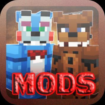 Mod FNAF for Minecraft PE screenshot 3