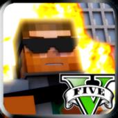 Mod & Skin GTA V for Minecraft icon