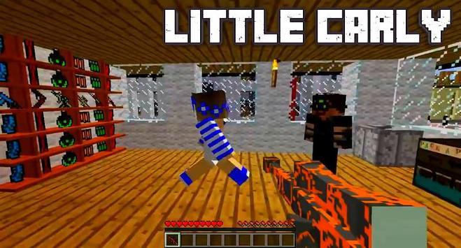 Mod Little Carly for minecraft screenshot 1