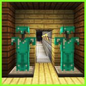 Mod Armor Stand for Minecraft PE icon