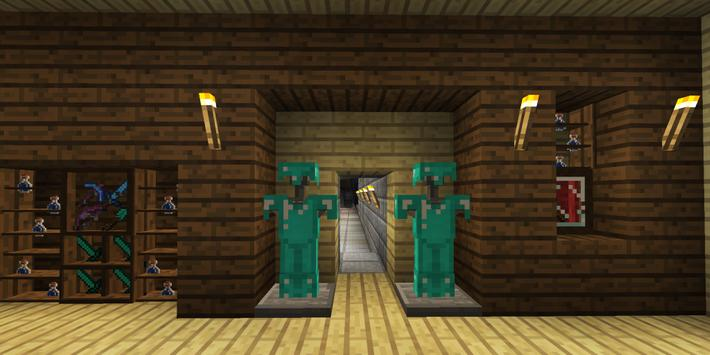 Mod Armor Stand for Minecraft PE screenshot 2