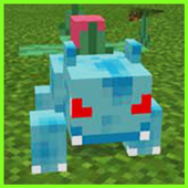 Mod Pixelmon for Minecraft PE icon