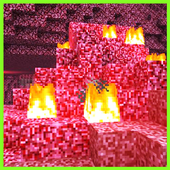 """Mod """"Shaders Ender"""" for MCPE icon"""