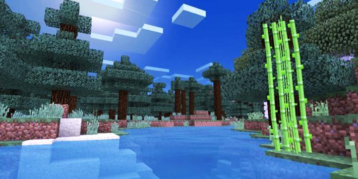 "Mod ""Shaders Ender"" for MCPE apk screenshot"