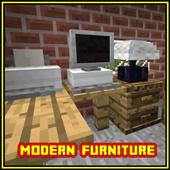 Modern Furniture MCPE icon