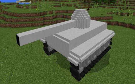 Modern Weapon MCPE screenshot 2