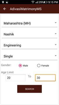Adivasi Matrimony MS screenshot 4