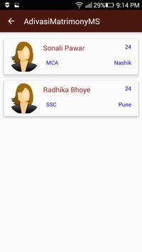 Adivasi Matrimony MS screenshot 5