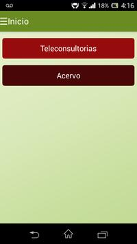 Teleconsultoria apk screenshot