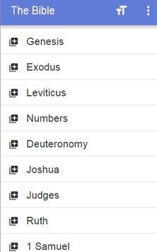 Modern English Bible screenshot 15