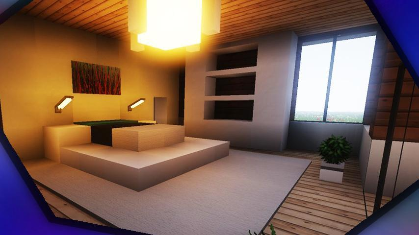 Collection Modern House For Minecraft For Android Apk Download
