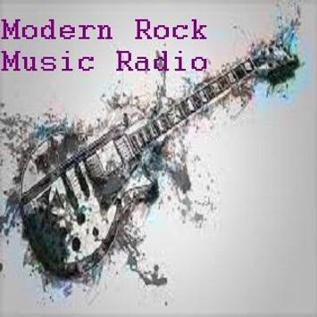 Modern Rock Music Radio poster